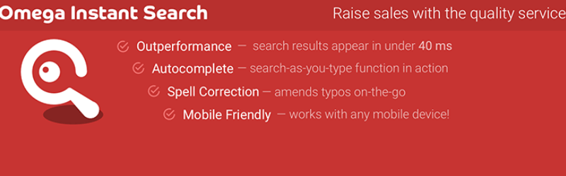 WooCommerce Extensions - Search – Instant Search for WooCommerce Search